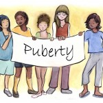 Healthy Chats Puberty image