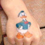 Donald Tatoo