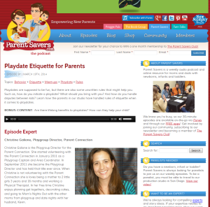Playdate Etiquette for Parents » Parent Savers
